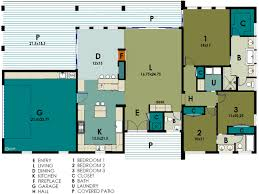 three bedroom ranch floor plans scintillating modern ranch style house plans gallery best idea