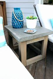 concrete top outdoor table 30 lovely concrete top outdoor dining table pics minimalist home