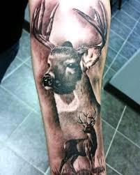 30 deer tattoos tattoofanblog