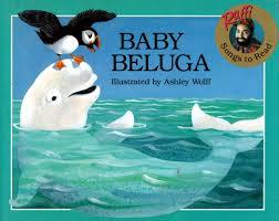 baby beluga ashley wolff