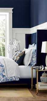 Best  Blue White Bedrooms Ideas On Pinterest Blue Bedroom - Blue and black bedroom ideas