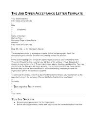 Business Letter Format For Email Offer Letter Email