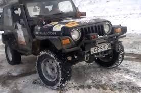 mitsubishi jeep jeep wrangler rubicon u0026 mitsubishi pajero off road 4x4 drifting