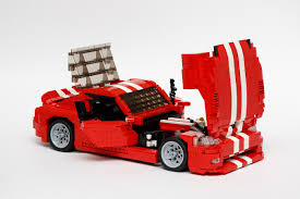 Dodge Viper Red - lego ideas 1996 2002 dodge viper gts