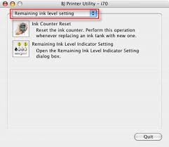 download program resetter printer canon mg2570 canon knowledge base reset the ink counter mac os x