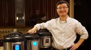 ottawa entrepreneur u0027s instant pot has attracted a devoted