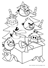 christmas angry birds coloring pages christmas activities
