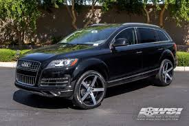 audi jeep 2014 audi q7 with vossen wheels by wheel specialists inc in