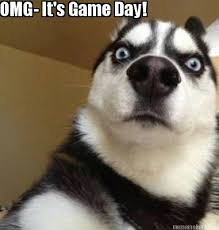 Game Day Meme - meme maker omg its game day
