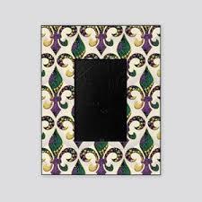 mardi gras frame mardi gras picture frames cafepress