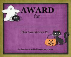 Halloween Costume Contest Ribbons Diy Halloween Costume Awards Free Printable Circles