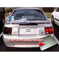 tail light smoke kit proton saga tinted smoke taill taillight overlay kit for sale