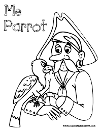 pirate coloring pages skull bones sheet sheets free