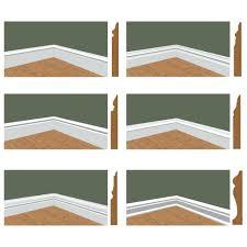 modern trim molding floor moulding ideas ourcozycatcottage com