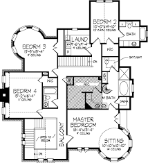 Jack And Jill Floor Plans Victorian 2 Story Possibly Make The Left Bath A Jack And Jill