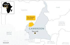 Cameroon Africa Map by Cameroon The Invisible Trees Of Bamenda Zam