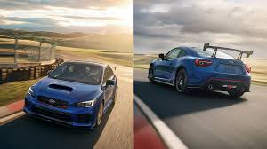 subaru nurburgring subaru drops more powerful wrx sti type ra and special edition brz