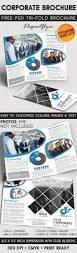 corporate u2013 tri fold brochure psd template u2013 by elegantflyer
