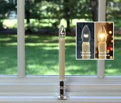 bethlehem lights window candles bethlehem lights battery operated window candles w timer fooru me