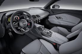 Audi R8 All Black - all new 2016 audi r8 revealed with some serious hardware
