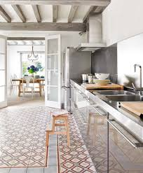 cuisine carreau ciment sol carreau ciment tau ceramica carrelage ciment et decor