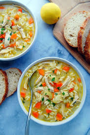 8 recipes using thanksgiving day leftovers orzo soup