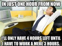 Work Work Work Meme - the sad thought process of being at work meme