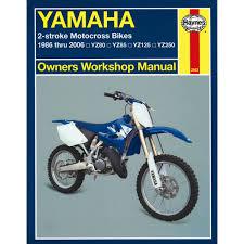 85cc motocross bikes for sale uk haynes manual 2662 yamaha 2 stroke motocross bikes 86 06 ebay