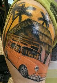 volkswagen bus tattoo thesamba com general chat view topic vw tattoos