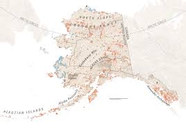 Where Is Alaska On The Map by Alaska U0027s Thaw Reveals U2014and Threatens U2014a Culture U0027s Artifacts