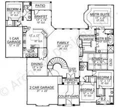 villa trissano texas floor plans mediterranean house plan
