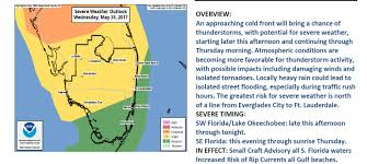 Weather Map Florida by Update Severe Weather Threat Ends More Rain Expected At Daybreak