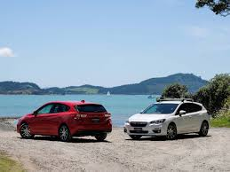 small subaru hatchback impreza subaru of new zealand