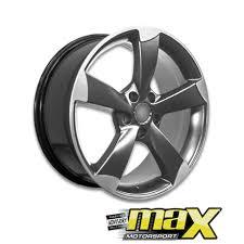 audi rs3 replica 19 inch mag wheel audi rs3 style replica wheel 5x112 pcd