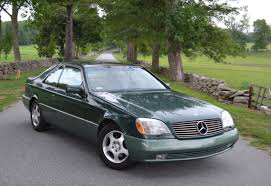 mercedes auctions 1994 mercedes s600 coupe for sale on bat auctions sold for