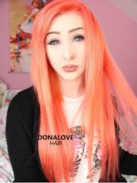 Colored Hair Extension by White Blonde Indian Remy Clip In Hair Extensions Color Diy 613a