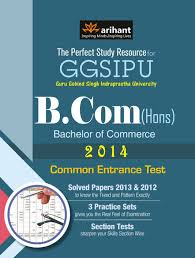 the perfect study resource for ggsipu b com hons 2014 common