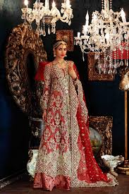 latest designer bridal dresses 2017 pk vogue