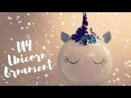 1 how to make unicorn ornaments diy cricut decorations