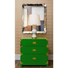 Navy Side Table The Well Appointed House Luxuries For The Home The Well