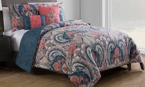 Quilt Duvet Covers Bedding Set 4 Or 5 Piece Groupon Goods
