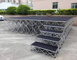 rk portable smart stage on sale pipe and drape portable dance