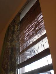 Matchstick Blinds Decorating Interesting Matchstick Blinds For Transom Windows And