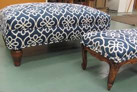 Ottoman Prices Ottoman Bench Reupholstery Fabric Farms Interiors