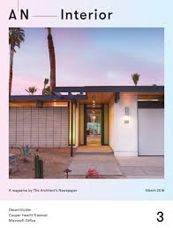 an interiors 3 by the architect u0027s newspaper issuu