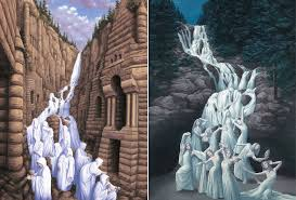 Best Painting Top 25 Optical Illusions Artworks Best Illusion Paintings