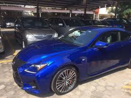 lexus rcf blue somebody ordered for a lexus rc f in chennai motoroids