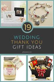thank you wedding gifts 19 wedding thank you gift ideas everyone will