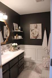downstairs bathroom ideas 18 best 26 ideas para decorar baños con detalles color negro