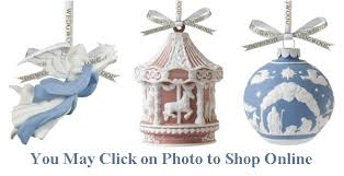 wedgwood ornaments